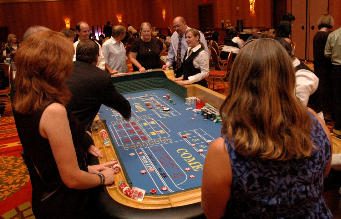 Craps – The Life of the Party!